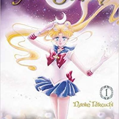 Sailor moon eternal edition tome 1
