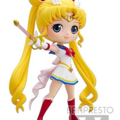 Sailor moon eternal sailor moon figurine q posket 14cm
