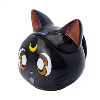 Sailor moon mug 3d 350 ml luna
