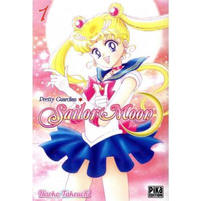 Sailor moon tome 1