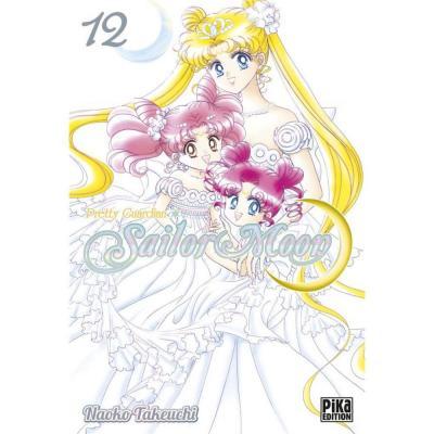 Sailor moon tome 12