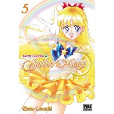 Sailor moon tome 5