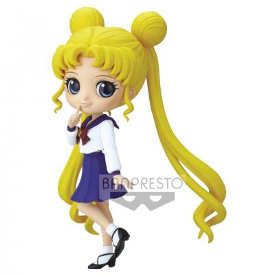 Sailor moon usagi tsukino figurine q posket 14cm