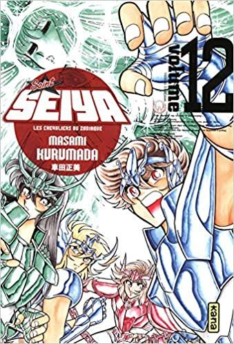 Saint seiya deluxe les chevaliers du zodiaque tome 12 1