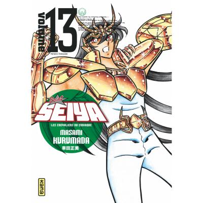 Saint seiya deluxe les chevaliers du zodiaque tome 13