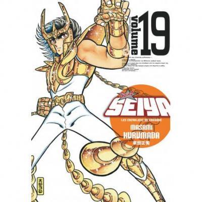 Saint seiya deluxe les chevaliers du zodiaque tome 19