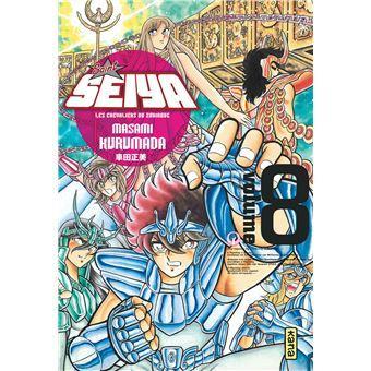 Saint seiya deluxe les chevaliers du zodiaque tome 8
