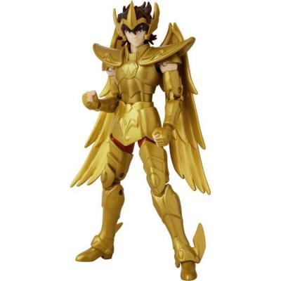 Saint seiya sagittarius aiolos figurine anime heroes 17cm