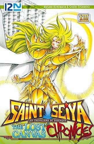 Saint seiya the lost canvas chronicles tome 13 1