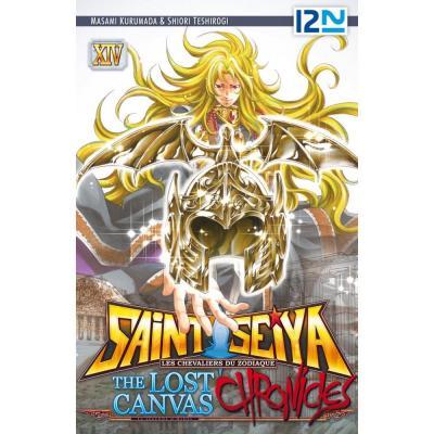 Saint seiya the lost canvas chronicles tome 14
