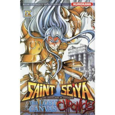 Saint seiya the lost canvas chronicles tome 9