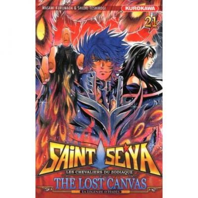 Saint seiya the lost canvas tome 21