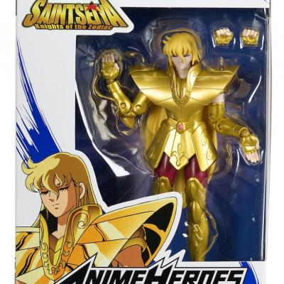Saint seiya virgo shaka figurine anime heroes 17cm