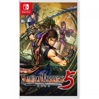 Samurai warriors 5 box uk jpn voice uk fr text
