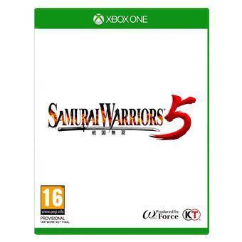 Samurai warriors 6