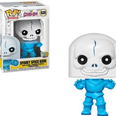 Scooby doo bobble head pop n 628 spooky space kook