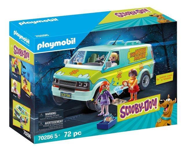 Scooby doo mystery machine playmobil