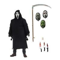 Scream ultimate ghostface action figure 18cm
