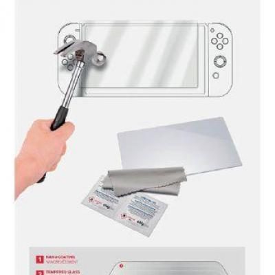 Screen protection kit tempered for nintendo switch big ben
