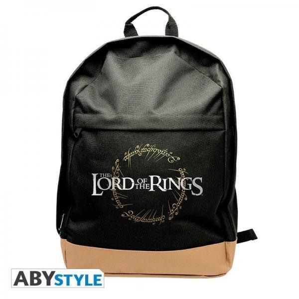 Seigneur des anneaux rings sac a dos 42x31x14cm