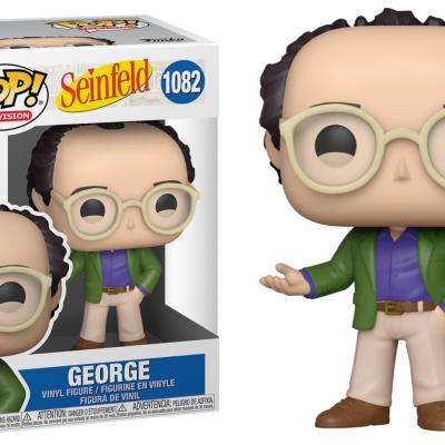 Seinfeld bobble head pop n 1082 george