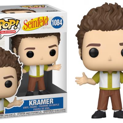 Seinfeld bobble head pop n 1084 kramer