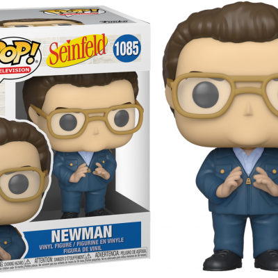Seinfeld bobble head pop n 1085 newman the mailman