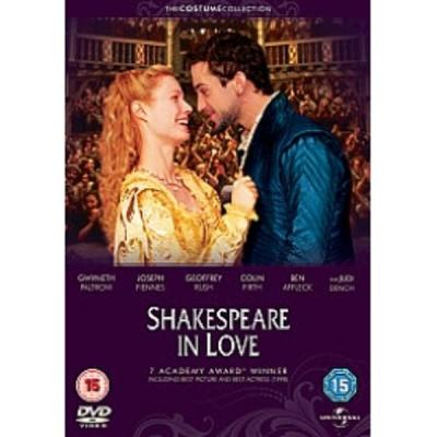 Shakespeare in love dvd occasion