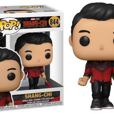 Shang chi bobble head pop n 844 shang chi