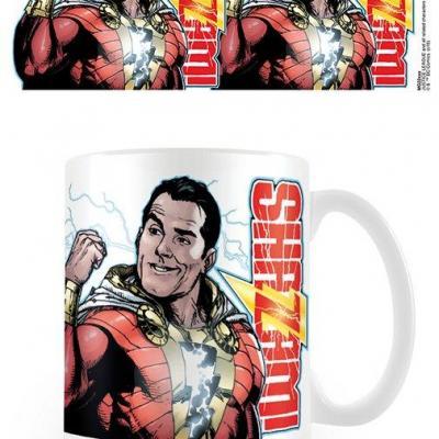 Shazam flexing up a storm mug 315ml