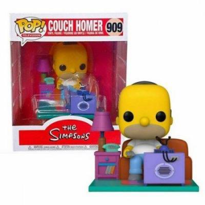 Simpsons pop deluxe n 909 homer watching tv
