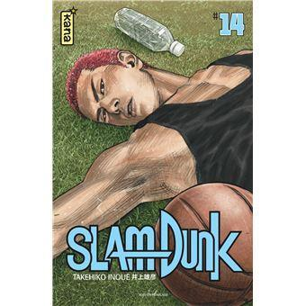 Slam dunk star edition tome 14