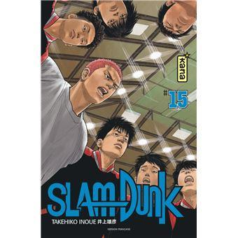 Slam dunk star edition tome 15