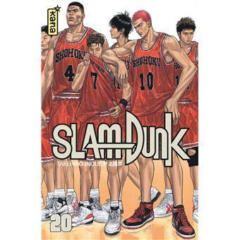 Slam dunk star edition tome 20