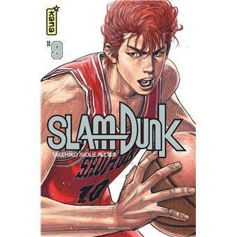 Slam dunk star edition tome 9