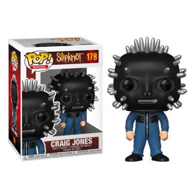 Slipknot bobble head pop n 178 craig jones