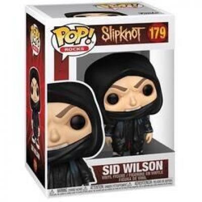 Slipknot bobble head pop n 179 sid wilson