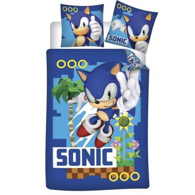 Sonic parure de lit 140x200cm 100 microfibre