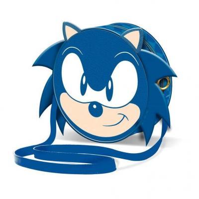 Sonic speed sac rond 18x18x6cm