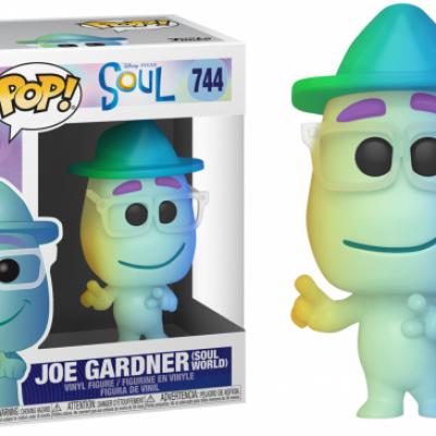 Soul bobble head pop n 744 joe gardner soul world