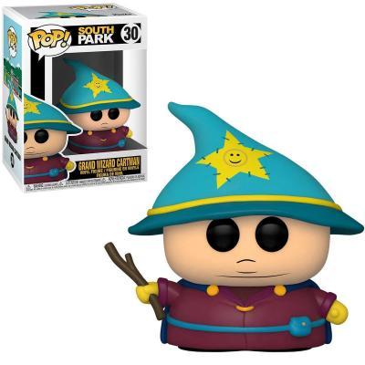 South park bobble head pop n xxx grand wizard cartman