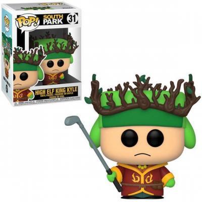 South park bobble head pop n xxx high elf king kyle