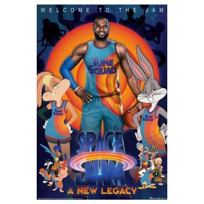 Space jam welcome to the jam poster 61x91cm