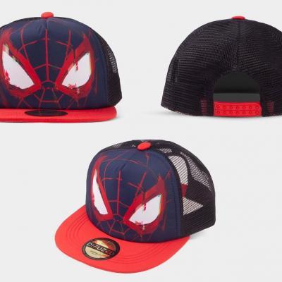 Spider man casquette kids