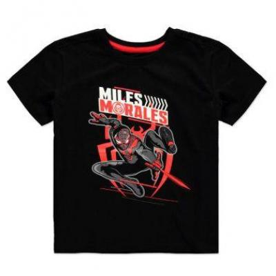 Spider man miles morales t shirt kids