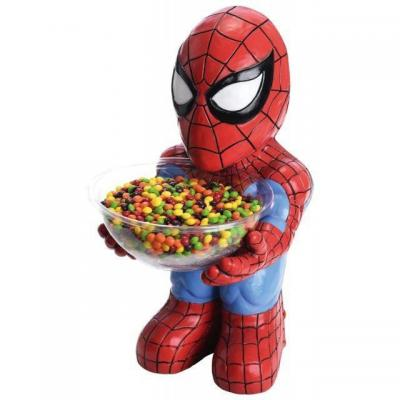 Spiderman porte bonbons spiderman 50 cm