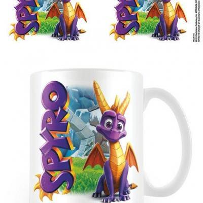 Spyro good dragon mug 315ml