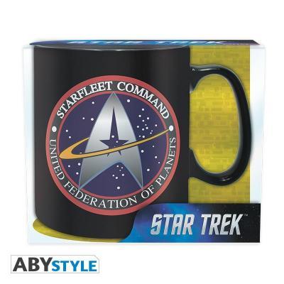 Star trek starfleet command mug 460 ml