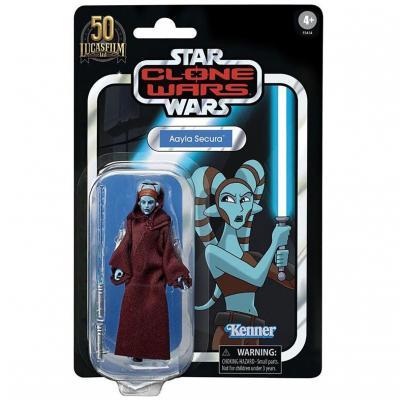 Star wars aayala secula figurine vintage collection 15cm
