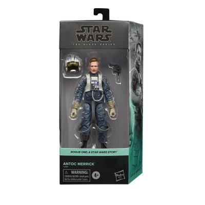 Star wars antoc merrick rogue one figurine black series